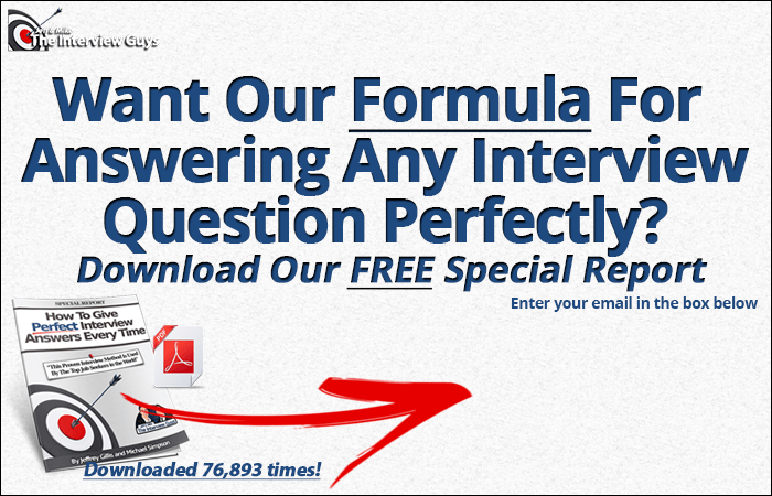 job interview questions and answers 101 - What Are Your Qualifications Sample Answer